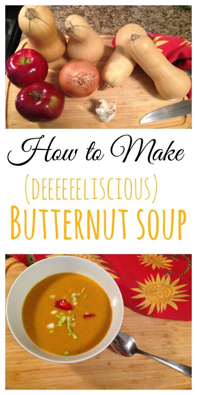 Butternut Soup | ChickenGateway.com